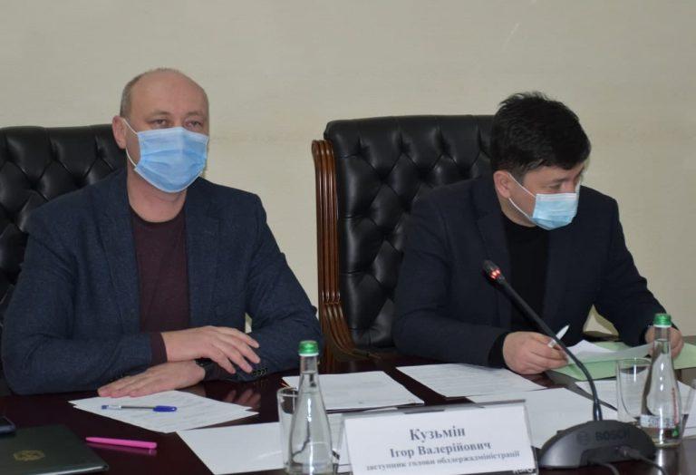 З 27 березня в Миколаївській області встановлено червоний рівень епідемічної небезпеки